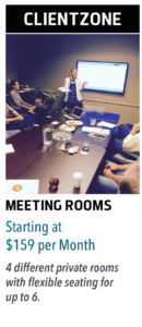 Meeting room clientzone
