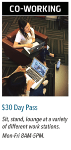 coworking $30 day pass