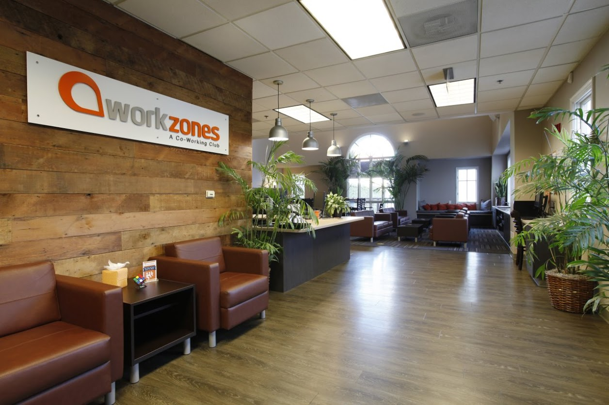 Workzones coworking office space