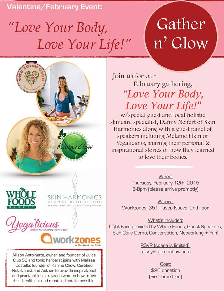 Gather and Glow @ workzones.