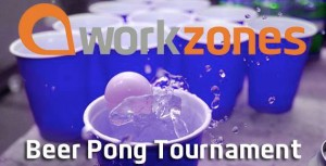 workzones Member Pong Tournament @ workzones