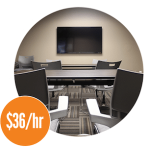 Workzones training room $36/hr