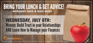 Women: Build trust in your relationships and learn how to manage your finances