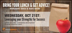 Lunch & Learn: Leveraging Your Strengths for Success