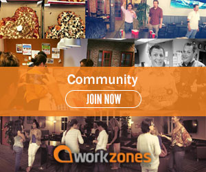 Workzones Community - Join Now