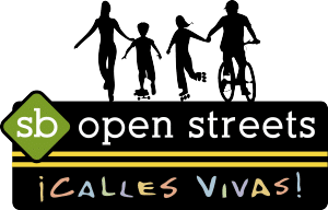 workzones at SB Open Streets @ Santa Barbara | California | United States