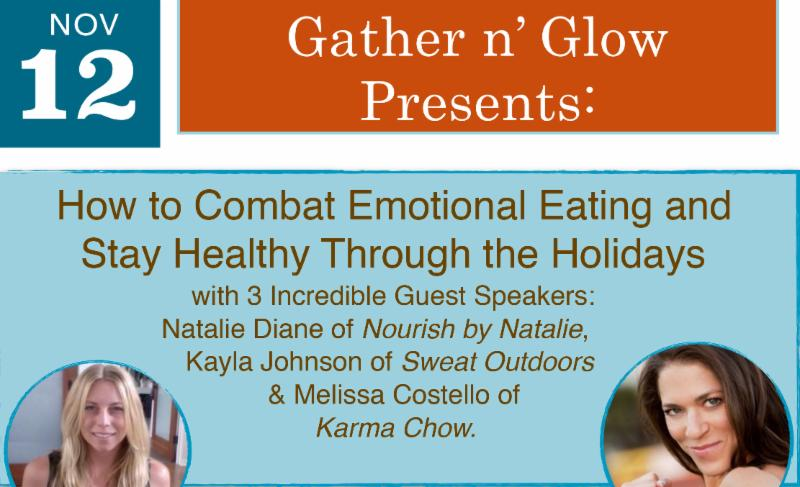 How to Combat Emotional Eating and Stay Healthy Through the Holidays