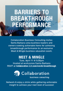 Achieving Breakthrough Performance @ workzones | Santa Barbara | California | United States