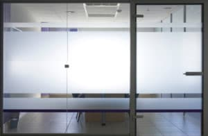 Private conference rooms at Workzones