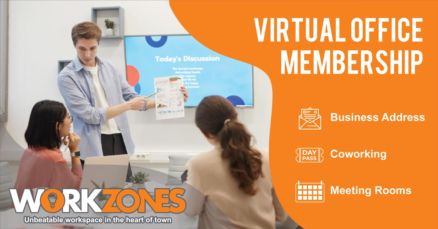 Feb 2021 Virtual Office Workzones Special